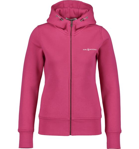 Sail Racing So Gale Zip Hood W Yläosat RACE PINK (Sizes: XS)