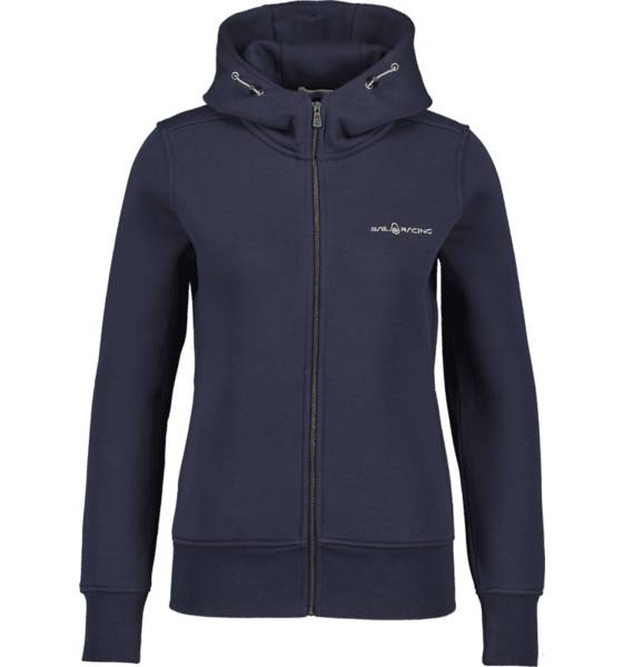 Sail Racing So Gale Zip Hood W Yläosat NAVY (Sizes: XS)