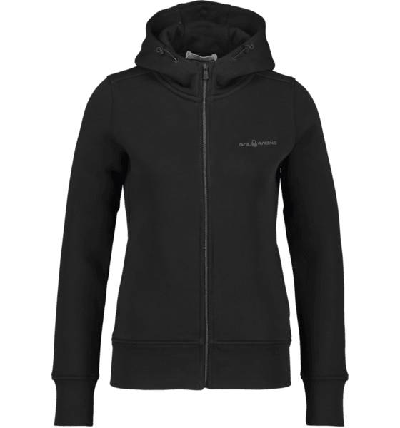 Sail Racing So Gale Zip Hood W Yläosat BLACK (Sizes: S)