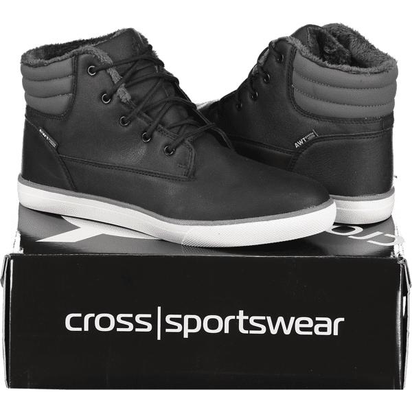 Cross Sportswear So Hubble Snk M Varsikengät & saappaat BLACK (Sizes: 41)