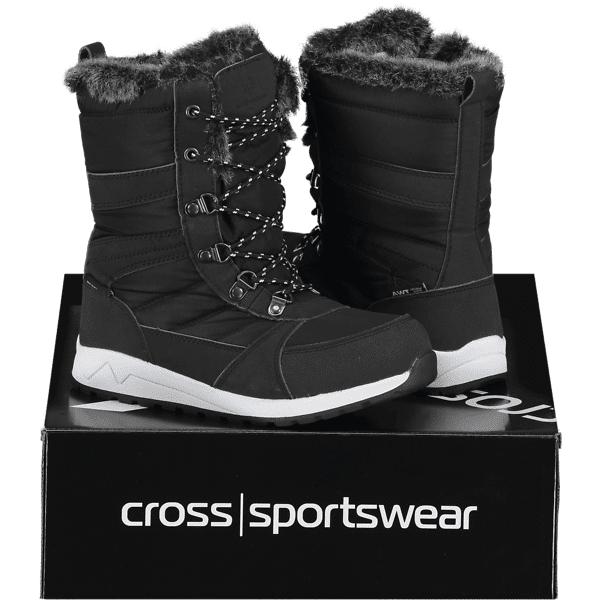 Cross Sportswear So Bergen Ii Jr Varsikengät & saappaat BLACK (Sizes: 36)