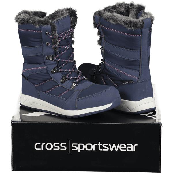 Cross Sportswear So Bergen Ii Jr Varsikengät & saappaat BLUE (Sizes: 34)