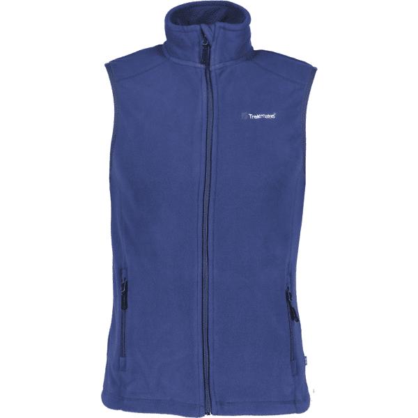 Trekmates So Fleece Vest M T-paidat DARK NAVY  - DARK NAVY - Size: Small