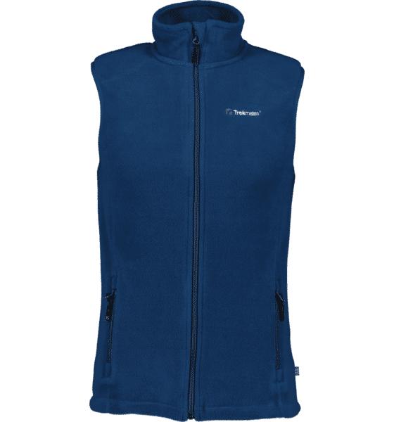Image of Trekmates So Fleece Vest M T-paidat NAVY (Sizes: S)