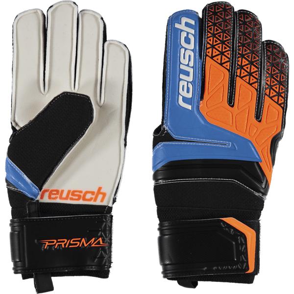 Reusch So Prisma Sd U Jalkapallo ELECTRIC BLUE/ORAN  - ELECTRIC BLUE/ORAN - Size: 8
