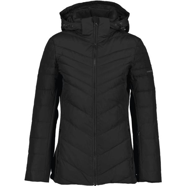 Image of Cross Sportswear So Kimberly Jacket W Takit BLACK (Sizes: L)