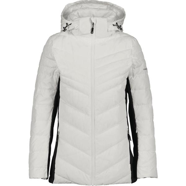 Cross Sportswear So Kimberly Jacket W Takit WHITE (Sizes: M)
