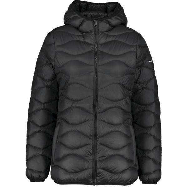 Cross Sportswear So Panel Down Jacket W Takit BLACK (Sizes: L)
