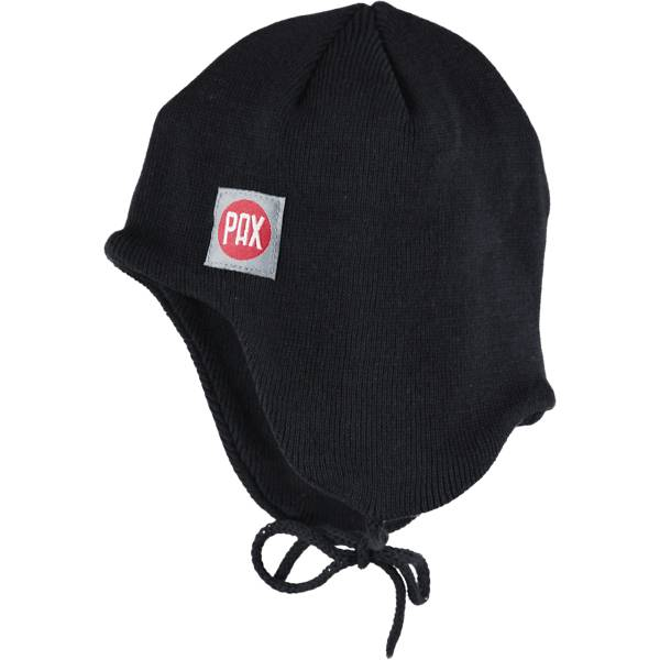 Image of Pax So Beanie Inf Jr Pipot BLACK (Sizes: One size)
