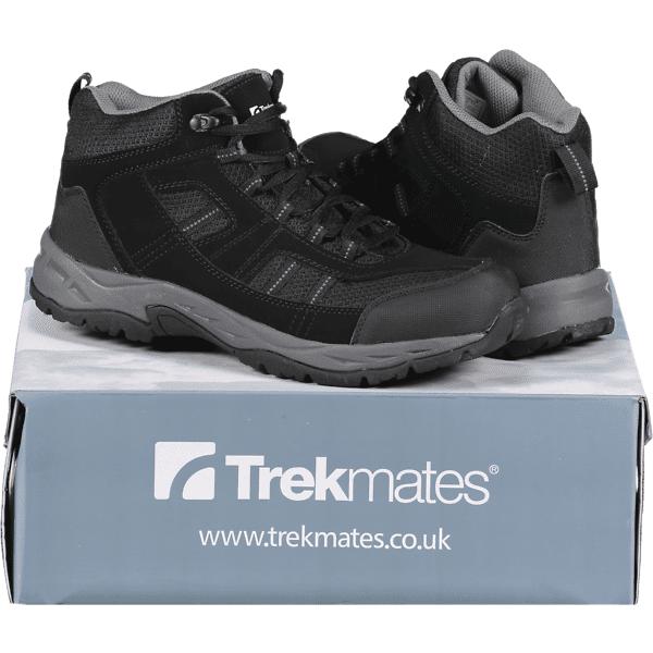 Trekmates So Trekker Mid M Outdoor BLACK (Sizes: 46)