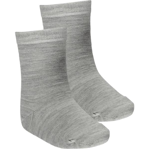 Pax So K Wool Sock 2p Alusvaatteet GREY (Sizes: 31-33)