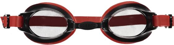 Speedo So Jet Goggle Treeni LAVA RED/SMOKE  - LAVA RED/SMOKE - Size: NO SIZE