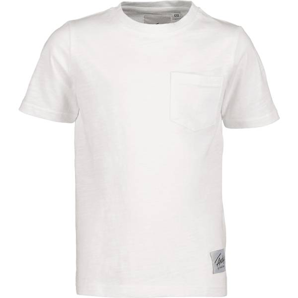 Andy By Frank Dandy So Pocket Tee Jr T-paidat & topit WHITE  - WHITE - Size: 120