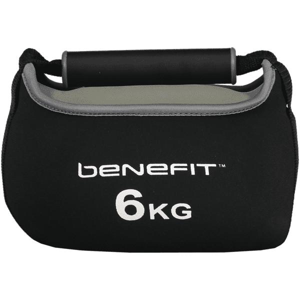 Benefit So S Kettlebell 6 Treeni BLACK/GREY (Sizes: No Size)