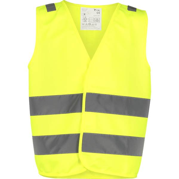 Image of Rfx So Reflex Vest Jr Outdoor NEON YELOLLOW (Sizes: XXS/XS)