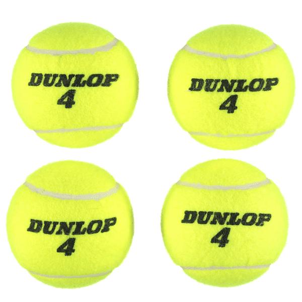Dunlop So Cl Allcourt 4b Mailapelit YELLOW (Sizes: No Size)