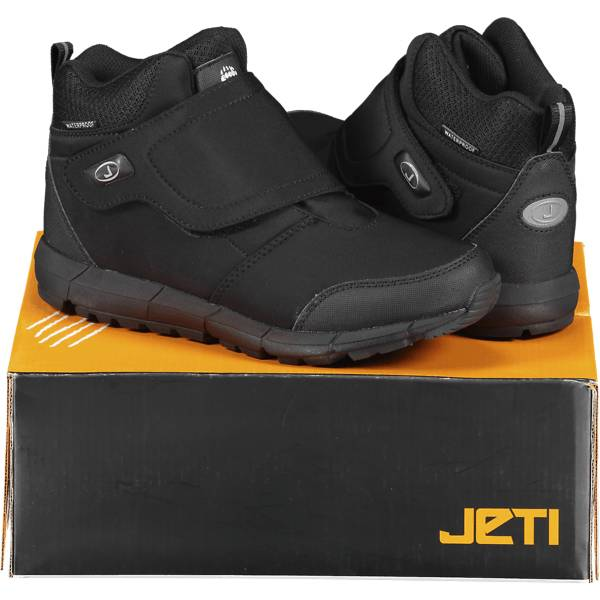Image of Jeti So Jeti Park Varsikengät & saappaat BLACK (Sizes: 36)