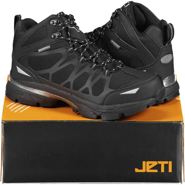Image of Jeti So Jeti Hiker M Varsikengät & saappaat BLACK (Sizes: 41)