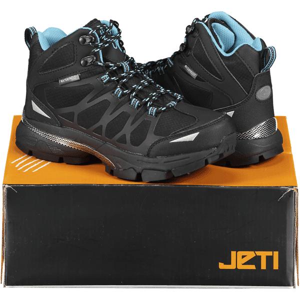 Image of Jeti So Jeti Hiker W Varsikengät & saappaat BLACK (Sizes: 36)