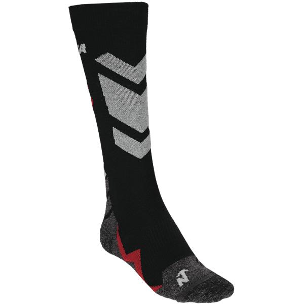 Nordica So Speed Machine U Sukat BLACK/RED/WHITE  - BLACK/RED/WHITE - Size: 35-38