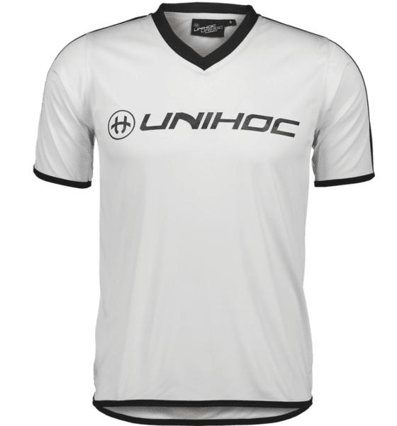 Image of Unihoc So London T-shirt Topit WHITE/BLACK  - WHITE/BLACK - Size: Medium