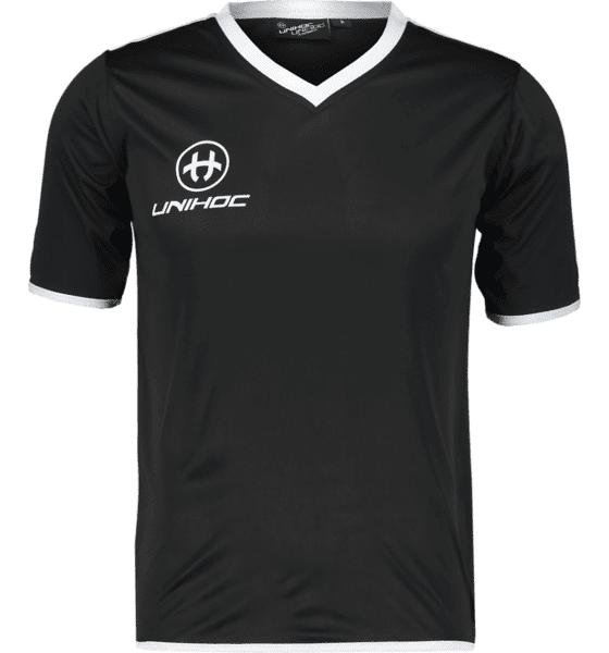 Unihoc So London T-shirt Topit BLACK/WHITE F19  - BLACK/WHITE F19 - Size: Small