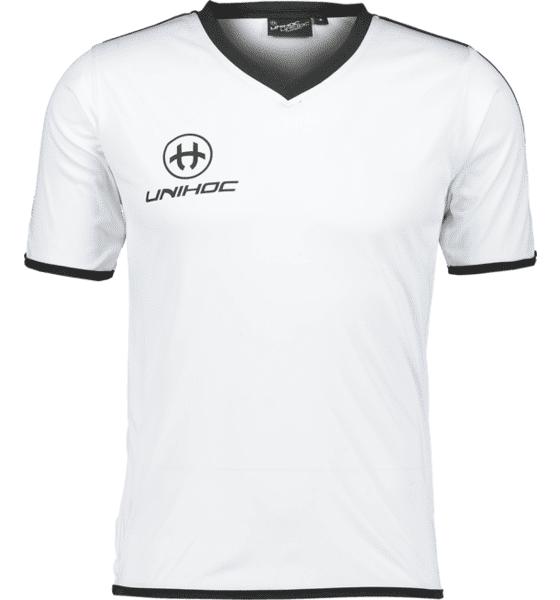 Image of Unihoc So London T-shirt Topit WHITE/BLACK F19  - WHITE/BLACK F19 - Size: Small