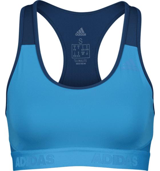 Image of Adidas So Cb Bra W Treeni BLUE  - BLUE - Size: Large