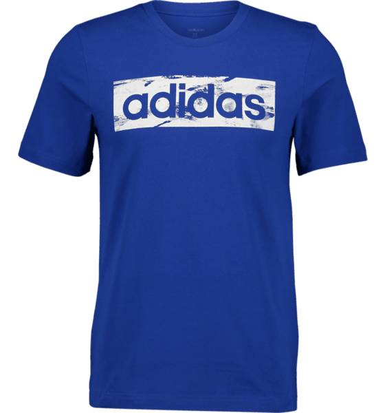 Image of Adidas So Tr Tee M T-paidat ROYAL/WHITE (Sizes: L)