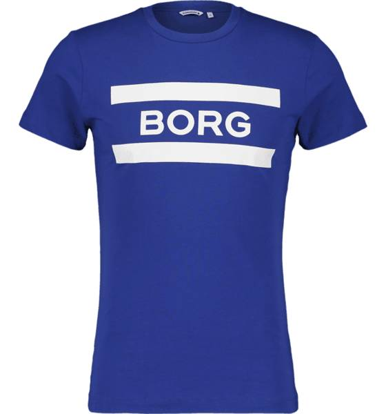 Image of Björn Borg So Flynn Tee M T-paidat SURF THE WEB BLUE  - SURF THE WEB BLUE - Size: 2X-Large