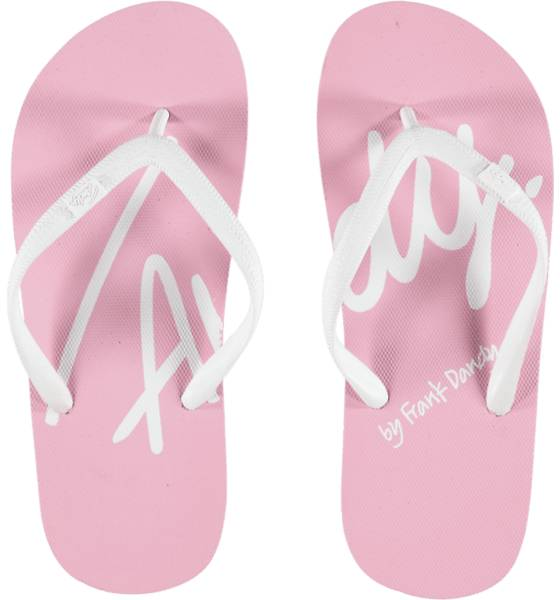 Image of Andy By Frank Dandy So Flip Flop Jr Sandaalit PINK/WHITE (Sizes: 29-30)
