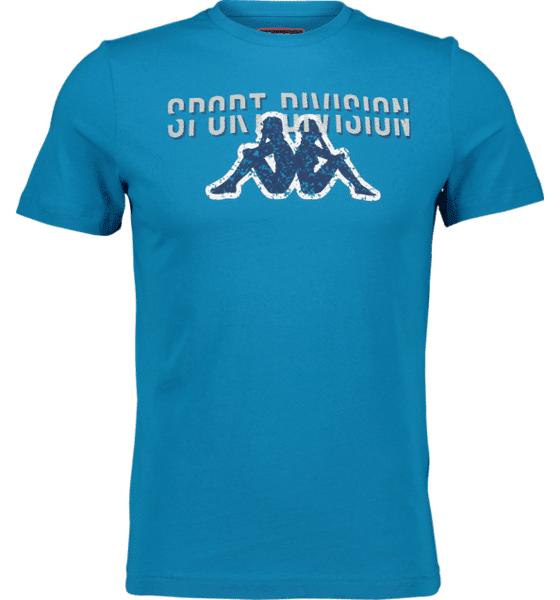 Kappa So Logo Bruk Tee M T-paidat TURQUISE (Sizes: XXL)
