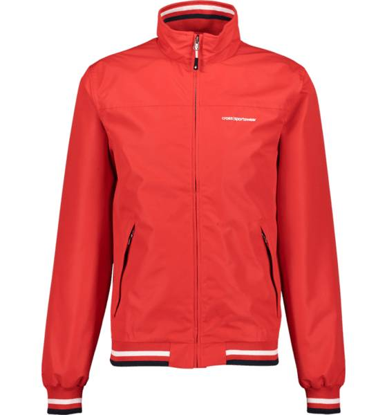 Image of Cross Sportswear So Bay Jkt M Takit RED (Sizes: S)