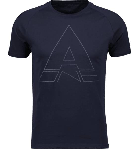Image of A-one So A Logo Tee M T-paidat NAVY  - NAVY - Size: Small