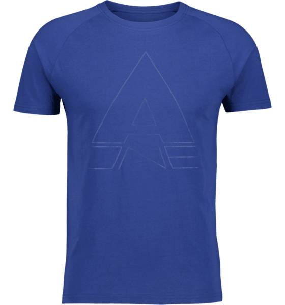 Image of A-one So A Logo Tee M T-paidat BLUE  - BLUE - Size: Medium