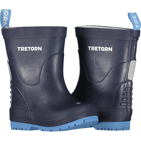 Image of Tretorn So Optimist Rb Jr Varsikengät & saappaat BLUE (Sizes: 20)