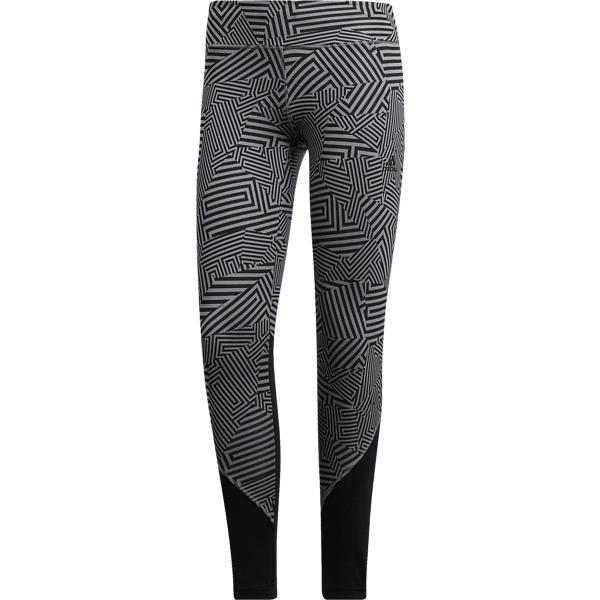 Image of Adidas So 2m Aop Tights W Treeni BLACK/PRINT  - BLACK/PRINT - Size: Medium