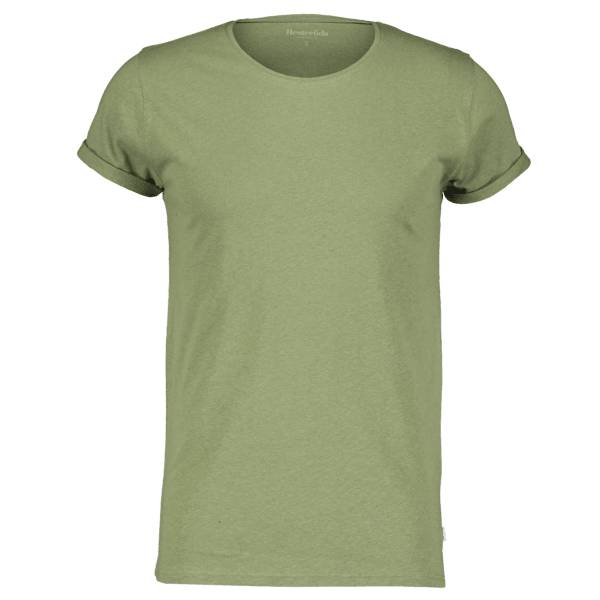 Resteröds So Jimmy Linen Tee M T-paidat OLIV (Sizes: XL)