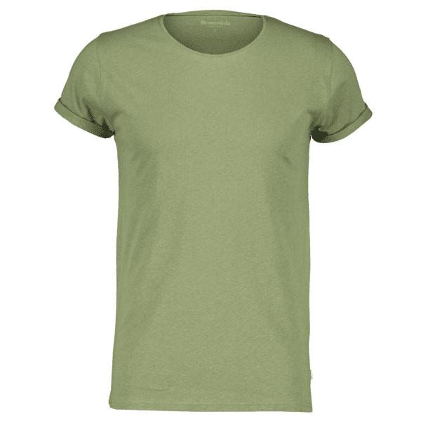 Image of Resteröds So Jimmy Linen Tee M T-paidat OLIV  - OLIV - Size: Extra Large