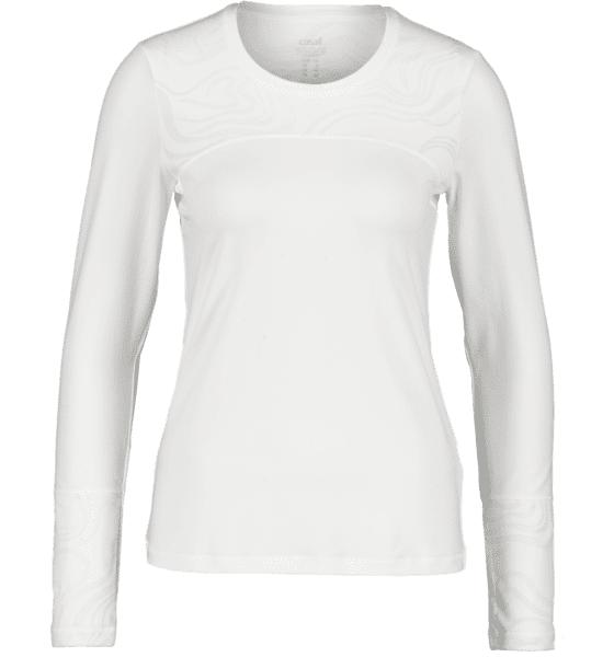 Image of Casall So Swirl Ls W Treeni WHITE  - WHITE - Size: 38