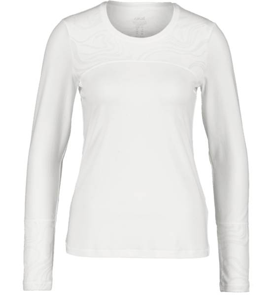 Image of Casall So Swirl Ls W Treeni WHITE (Sizes: 36)