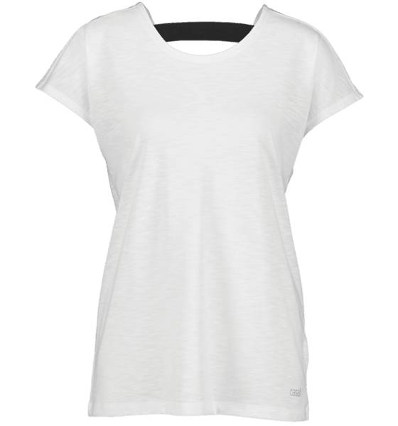Image of Casall So Elastic Tee W Treeni WHITE  - WHITE - Size: 38