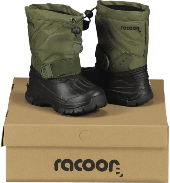 Image of Racoon So Jens Boot Jr Varsikengät & saappaat GREEN (Sizes: 28)