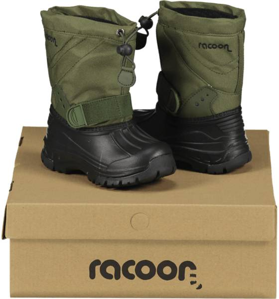 Image of Racoon So Jens Boot Jr Varsikengät & saappaat GREEN (Sizes: 25)