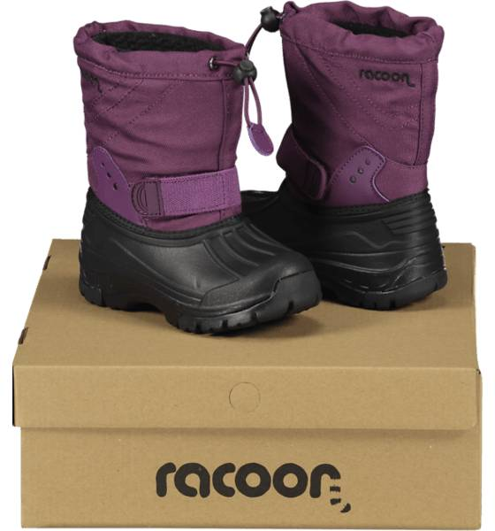 Image of Racoon So Jensine Boot Jr Varsikengät & saappaat BORDEUX (Sizes: 25)
