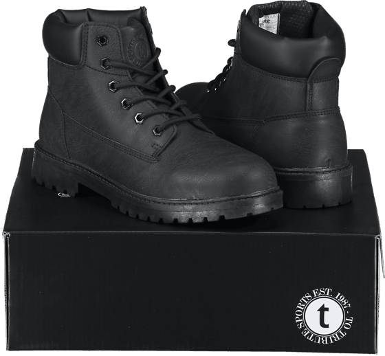 Image of Tribute So Classic Boot U Varsikengät & saappaat BLACK (Sizes: 37)