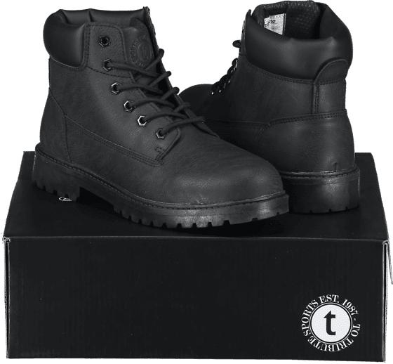 Image of Tribute So Classic Boot U Varsikengät & saappaat BLACK (Sizes: 37)