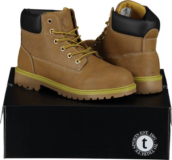Image of Tribute So Classic Boot U Varsikengät & saappaat YELLOW - YELLOW - Size: 36