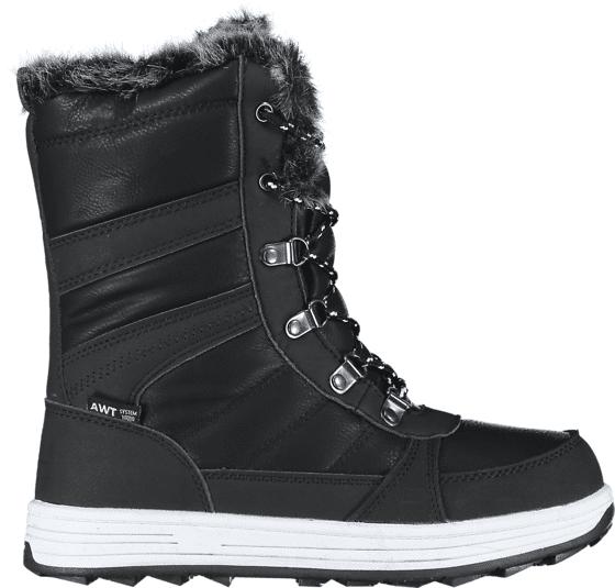 Image of Cross Sportswear So Bergen High Jr Varsikengät & saappaat BLACK/WHITE (Sizes: 38)