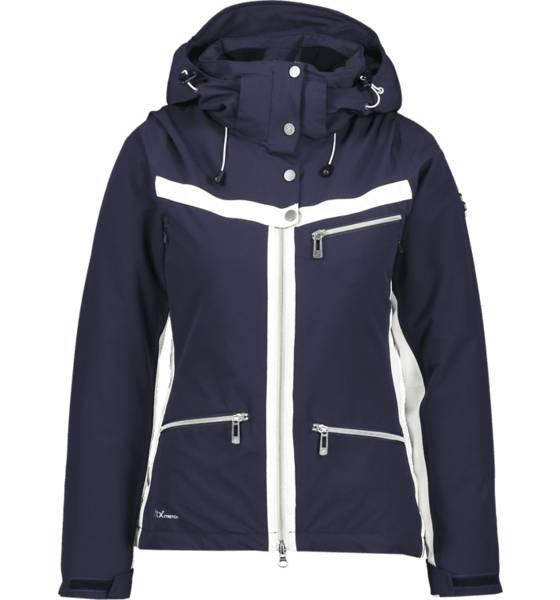 Cross Sportswear So Pro Stripe Jktw Takit NAVY (Sizes: L)